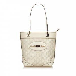 Gucci Guccissima Shoulder Bag