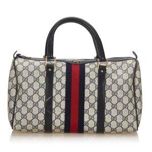Gucci Guccissima Supreme Boston Bag