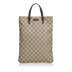 Gucci Guccissima Supreme Coated Canvas Tote Bag