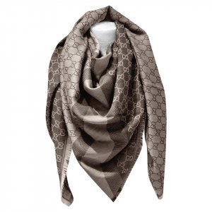 Gucci Kerchief bronze-colored