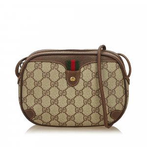 Gucci Guccissima Web Crossbody bag