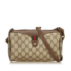 Gucci Guccissima Web Crossbody Bag