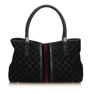 Gucci Guccissima Web Handbag
