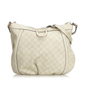 Gucci Gucissima D-Ring Crossbody Bag