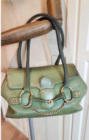 Gucci Handbag gold-colored-grass green