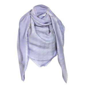 Gucci Châle violet laine