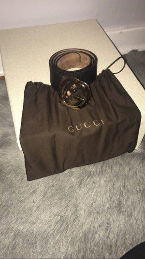Gucci Gürtek in braun