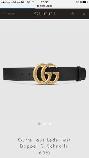 Gucci Gürtel 100% neu - mit Originalrechnung / gekauft 06/17