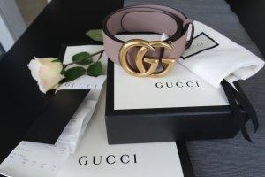 Gucci Gürtel 80cm rosé