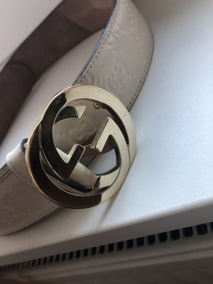 Gucci Leather Belt multicolored
