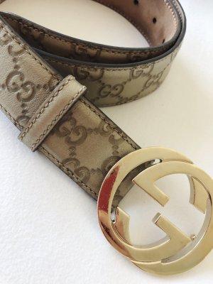 Gucci Gürtel Gold