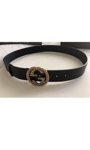 Gucci Gürtel Leder Marmont GG Signature Top