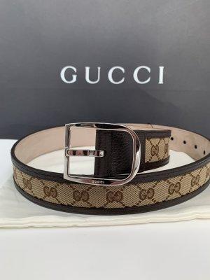Gucci Cinturón marrón oscuro
