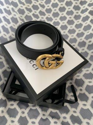 Gucci Cintura vita nero-oro