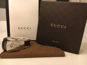 Gucci Gürtel mit GG Schnalle (NP 230€)