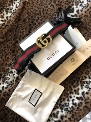 Gucci Ceinture de taille doré