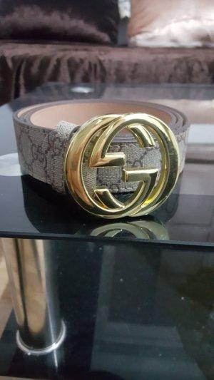 Gucci Belt multicolored leather