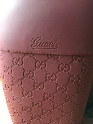 Gucci Wellies bordeaux