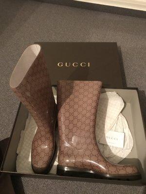 Gucci Gummistiefel Gr. 41