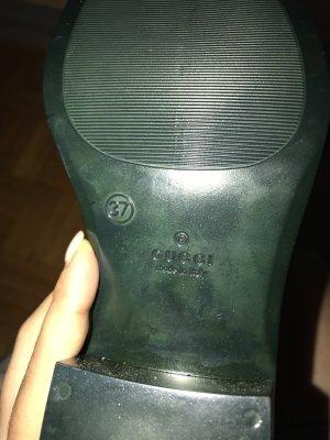 Gucci Wellington laarzen donkergroen