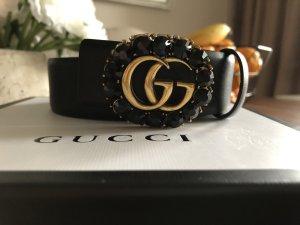 Gucci gurtel mit kristallen super zustand !