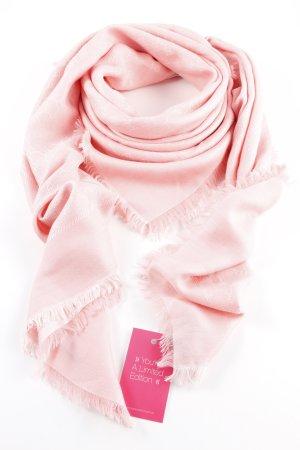 "Gucci Halstuch ""GG Jacquard Shawl Light Pink"" rosa"