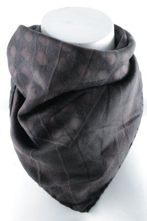 Gucci Halstuch Monogram-Muster Elegant