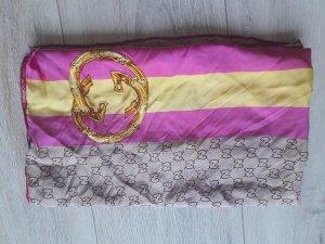 Gucci Halstuch Neupreis 245 Euro 45x45