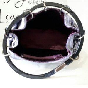 Gucci Handtasche/Abendtasche in lila Farbe