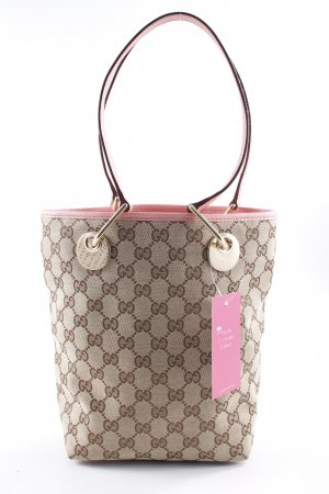 Gucci Handtasche abstraktes Muster Street-Fashion-Look