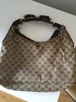 Gucci Handtasche Canvas