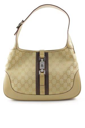 Gucci Handtasche hellbraun-beige Casual-Look