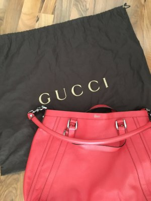 Gucci Handtasche in Koralle