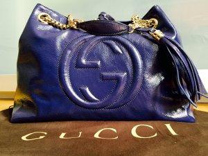GUCCI Handtasche Lackleder *ORIGINAL*