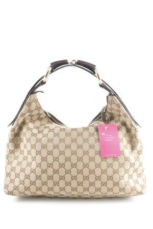 Gucci Handtas Monogram-patroon elegant