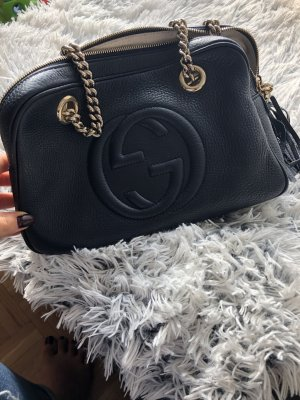 Gucci Handbag dark blue