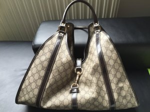 Gucci Handbag nude-black brown