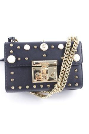 Gucci Handtasche schwarz extravaganter Stil