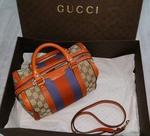 Gucci Handtasche Vintage Boston Bowling Bag