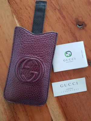 Gucci Mobile Phone Case blackberry-red
