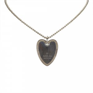 Gucci Heart Pendant Necklace