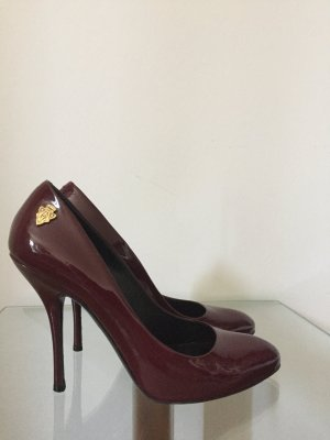 Gucci Heels Pumps Bordeaux *38*