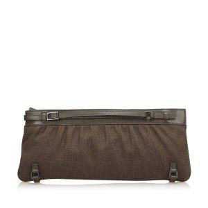 Gucci Hemp Clutch Bag
