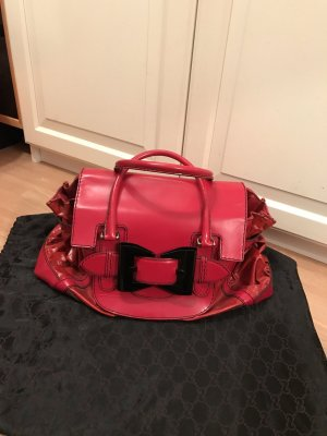 Gucci Carry Bag red