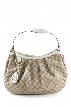 Gucci Carry Bag allover print business style