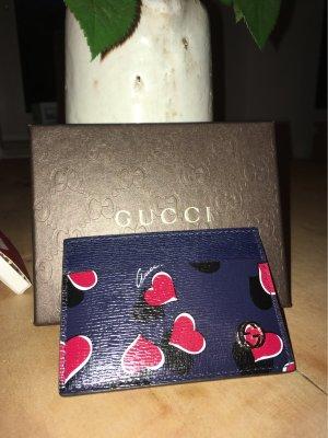 Gucci Herzschlag Kreditkartenetui