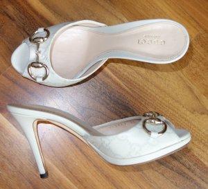 Gucci High Heel Sandalette Gr.35