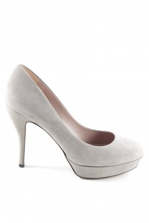 Gucci High Heels hellgrau Elegant