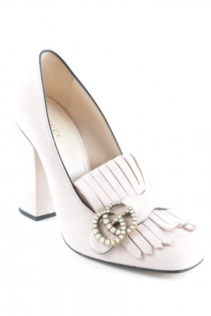 "Gucci High Heels ""Kid Scamosciato Pump Perfect Pink 38,5 """
