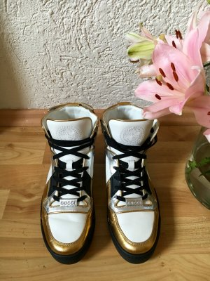 Gucci High Top Sneaker Gr. 38,5